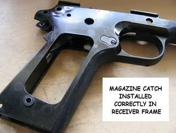 Marushin 1911 Colt Kitset Build 09Amagcatch