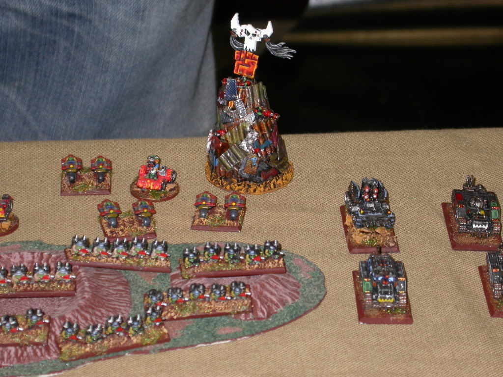 Garde Vs Orks 3000Pts DSCN3243