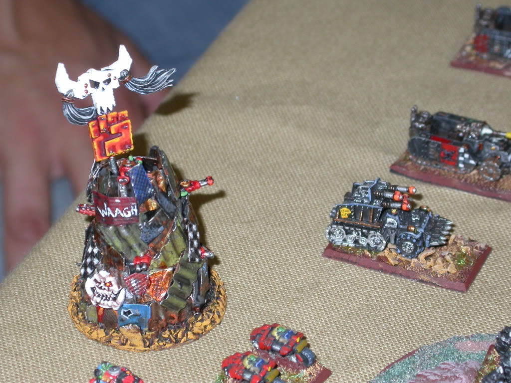 Garde Vs Orks 3000Pts DSCN3250