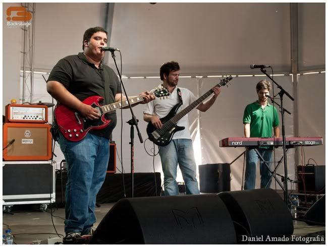 REPORTAGEM - Festival Marés Vivas'10 | 17 de Julho JooSeOsAbandonados_10