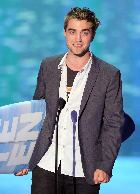 Robert: Candids y Apariciones Públicas #2 HQRobertPattinsonTeenChoiceAwards20116