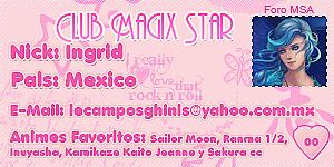 Entrega de Credenciales CredencialClubMagixStar