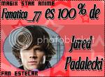 100% Fan Fanestelar_fanatica77-2