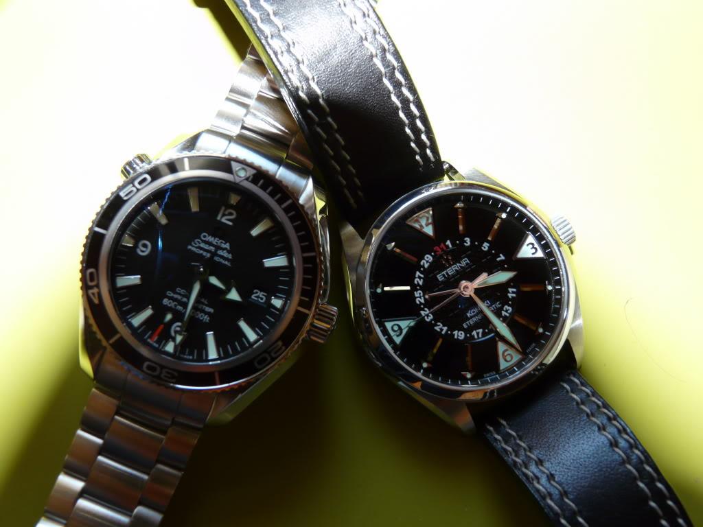 Eterna - Quel bracelet avez vous sur votre Eterna Kontiki fourhands ? P1020063