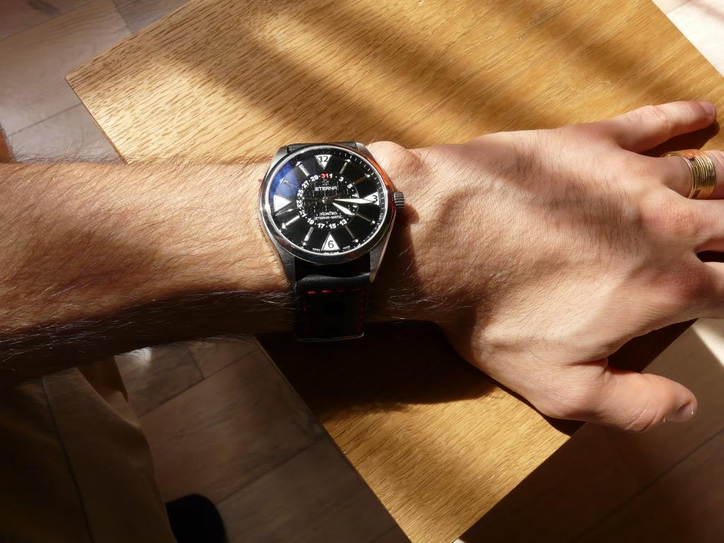 Eterna - Quel bracelet avez vous sur votre Eterna Kontiki fourhands ? P1040113