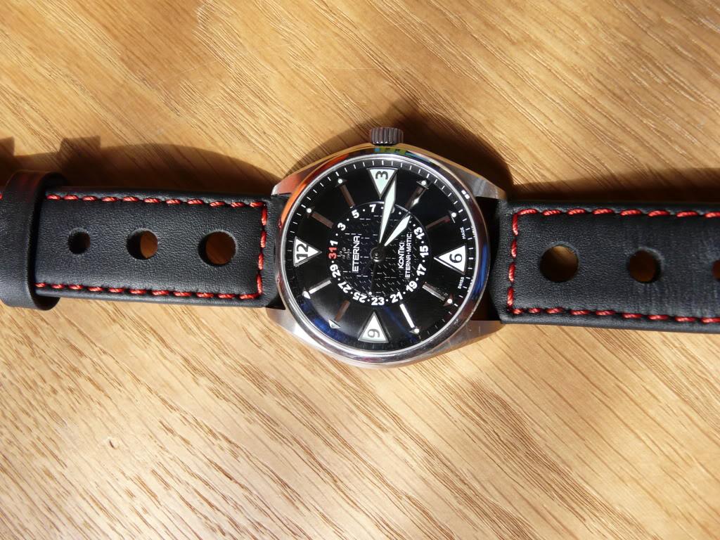Eterna - Quel bracelet avez vous sur votre Eterna Kontiki fourhands ? P1040115