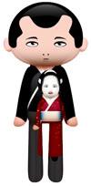[Đời sống - Văn hóa] 51 kiểu người đặc trưng của người Nhật Bunraku