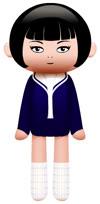[Đời sống - Văn hóa] 51 kiểu người đặc trưng của người Nhật Loose_socks