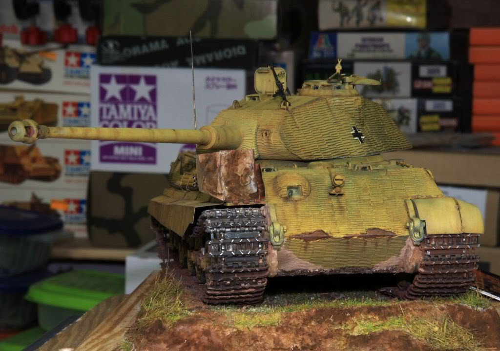 King Tiger Ausf B Late Early to Mid Production Feb to April 1944 IMG_3991a