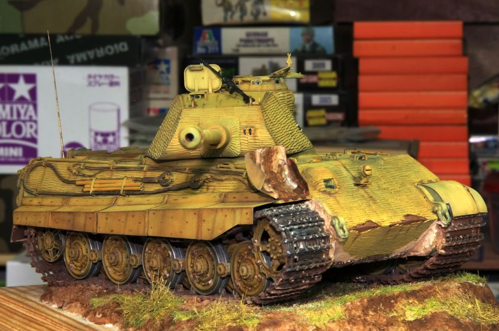 King Tiger Ausf B Late Early to Mid Production Feb to April 1944 IMG_3992a