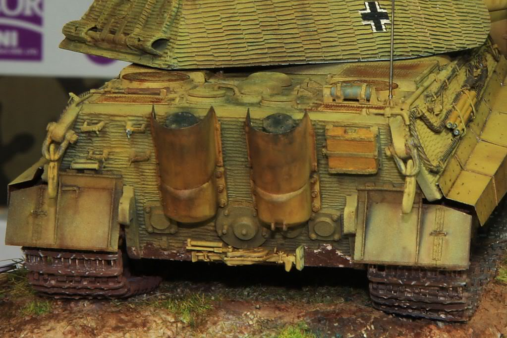King Tiger Ausf B Late Early to Mid Production Feb to April 1944 IMG_3993a
