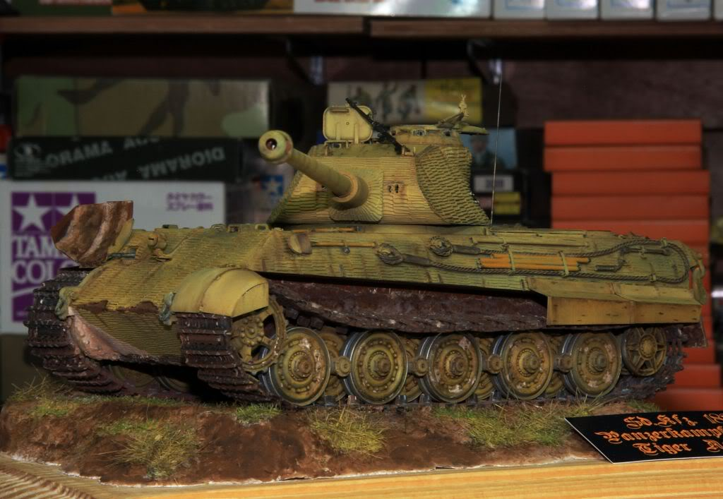 King Tiger Ausf B Late Early to Mid Production Feb to April 1944 IMG_3999a