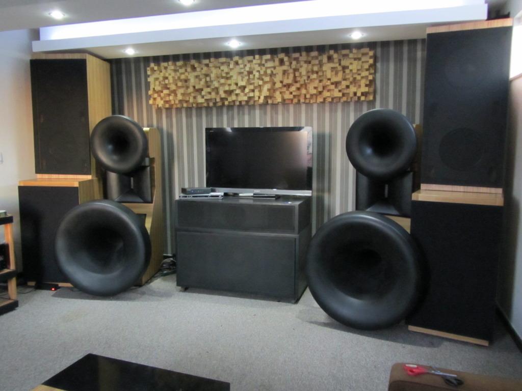L'impianto di Angelobrasile (il mio sistema full horn) 008-4