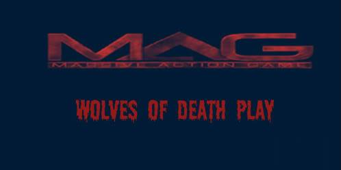 Wolves of Death - Portal MassiveActionGame