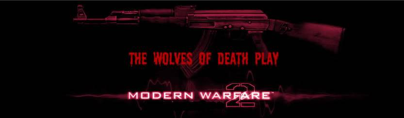 Wolves of Death - Portal Background