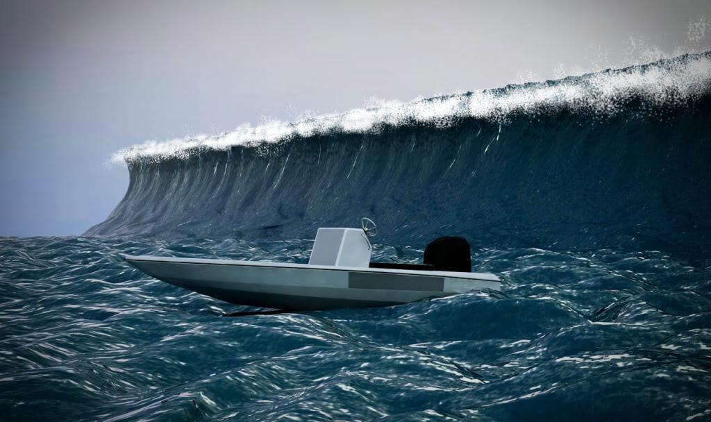 Lost at Sea..[UPDATE] Tidal-23-2