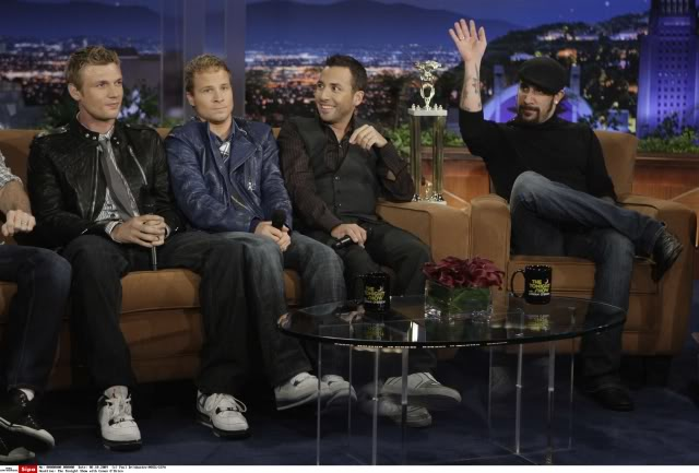 Backstreet Boys @t The Tonight Show!! 24125837