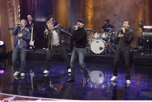 Backstreet Boys @t The Tonight Show!! 24125851