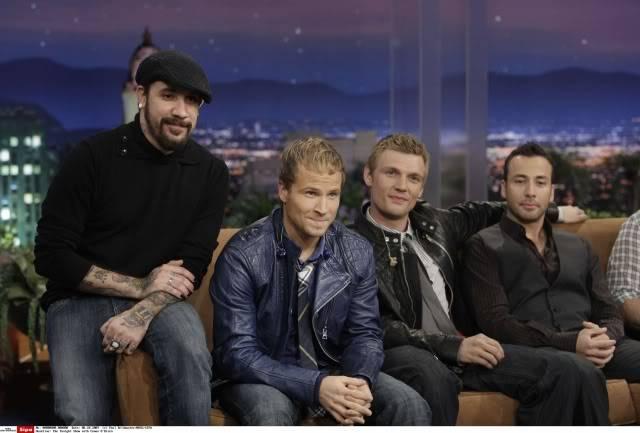 Backstreet Boys @t The Tonight Show!! 24125854