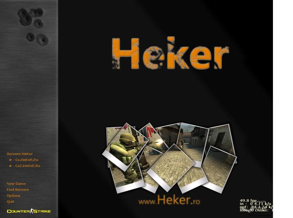 Counter-Strike 2009 HeKer Edition V2.0   Screen1