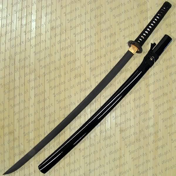 Danzo Hoshigaki Wooden_Samurai_Sword