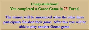 A goose game record! Graillordsgoosegame75turns2_zpsf24263de