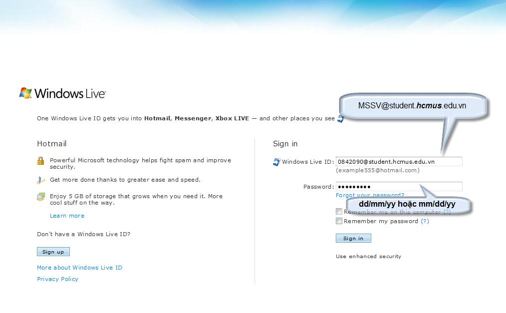 [MSDN] -- Hướng dẫn download softs có bản quyền của Microsoft Login