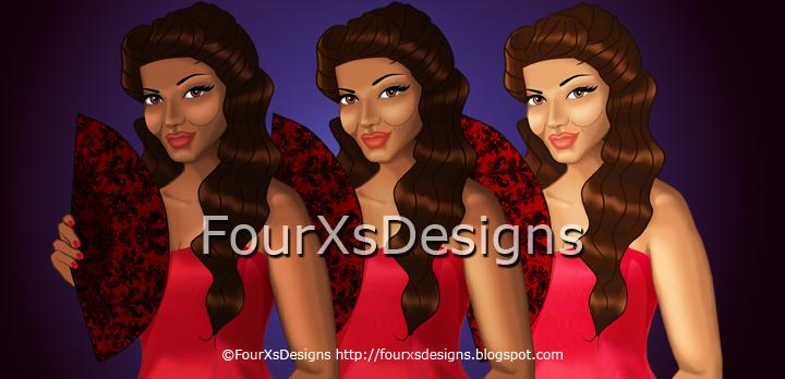 Sarah by FourXsDesigns 21e4de03