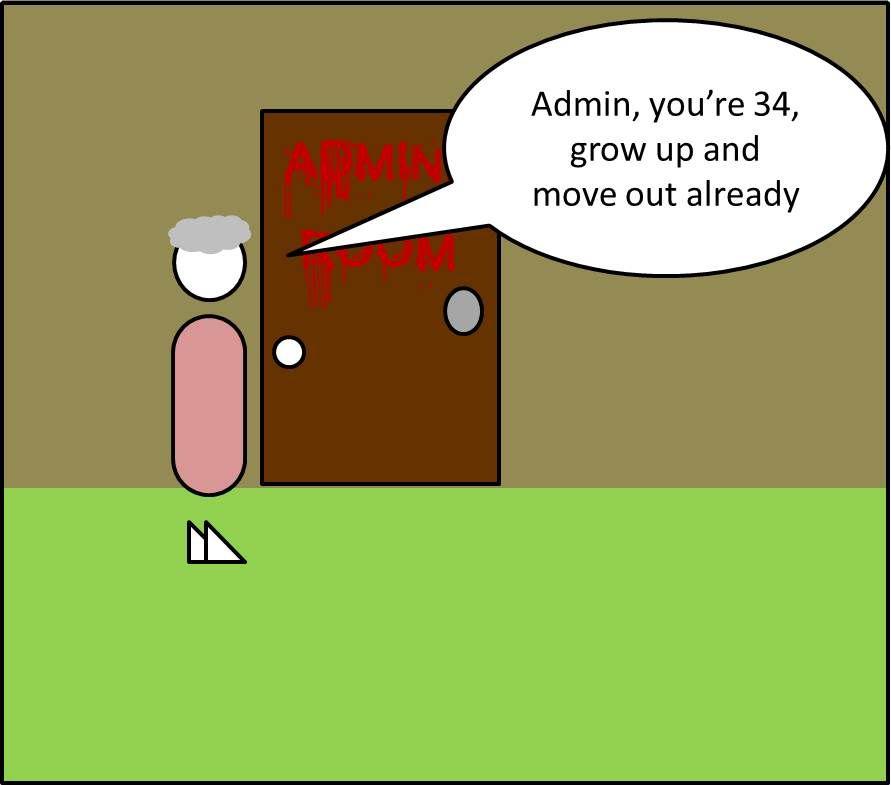 Penguin vs Admin 1 029comic8