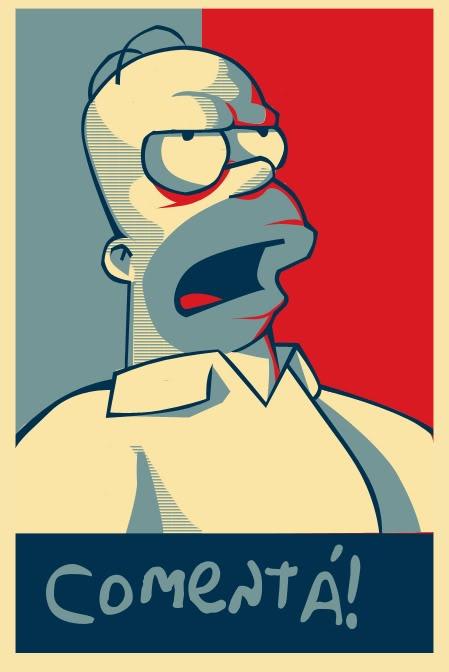 Aprendé 50 cosas en un ratito Homero_coment