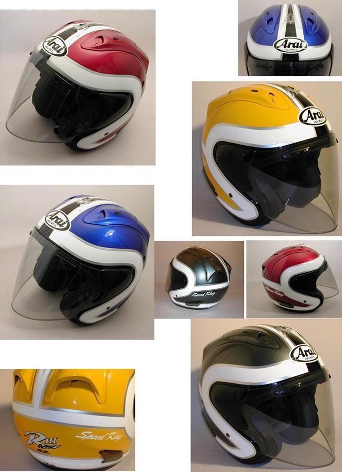 helmet arai Araispeedking