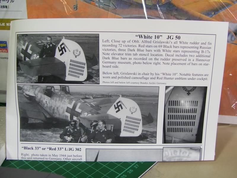 Messerschmitt Bf 109 G-6 Hasegawa 1/32 Alfred Grislawski - Página 2 AplicacaciondecamuRLM7510