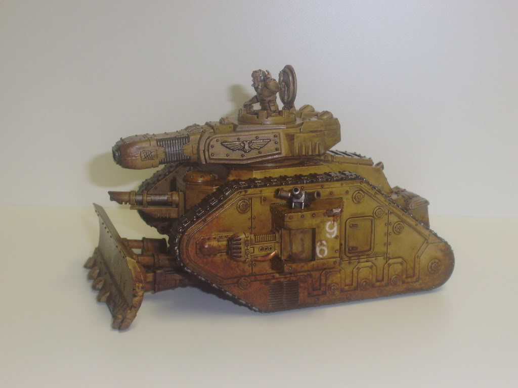 """Warmongers """"Mud Dogs"""" Imperial Guard P9290349"""