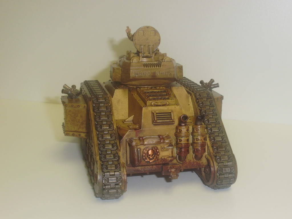 """Warmongers """"Mud Dogs"""" Imperial Guard P9290350"""