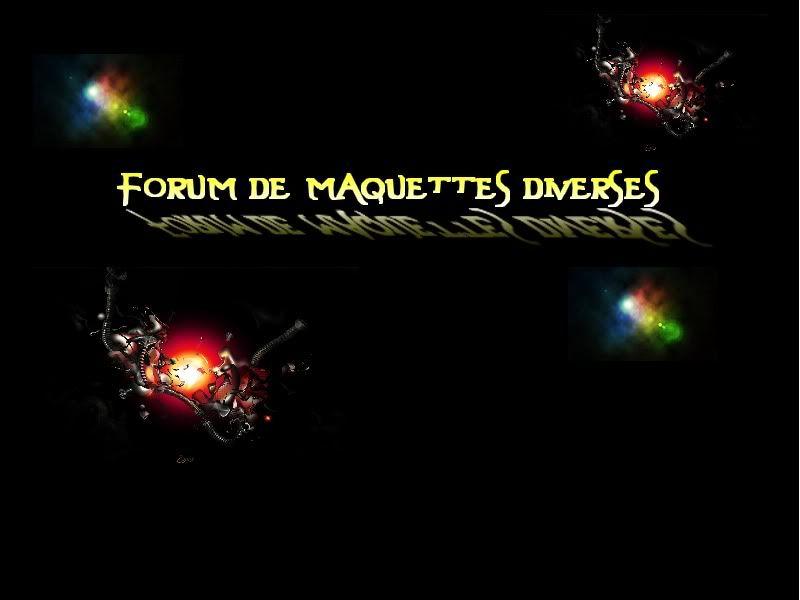 changer l titre du site Forummaquette