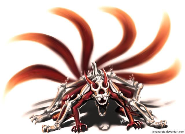 Ziiko's How 2 Play guides: Naruto Sage Mode Naruto-6-tails-Kyuubi