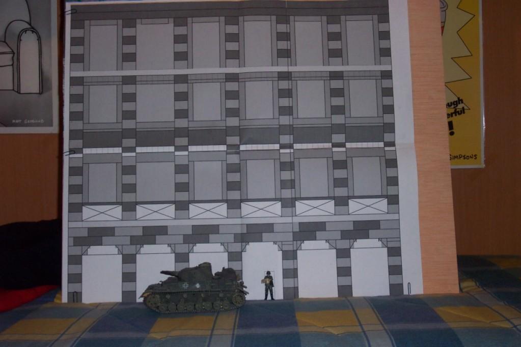 Planos de contrucciones a escala FOTOG-12-fachadacentralenplano