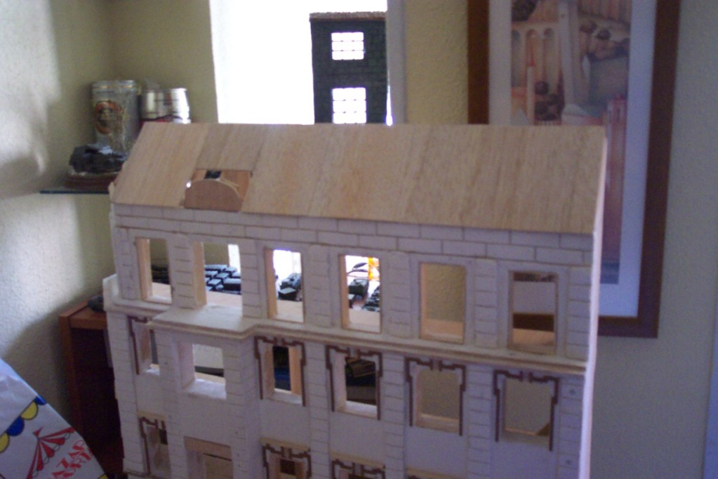 Planos de contrucciones a escala FOTOG-23-fachada-tejadofrontal