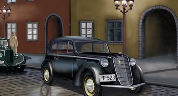BRONCO MODELS CB35054