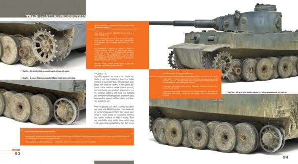 TANK ART Volume 1 - WWII German Armor (Michael Rinaldi) TA_teaser02_600