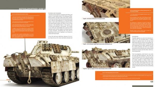 TANK ART Volume 1 - WWII German Armor (Michael Rinaldi) TAteaser01_600