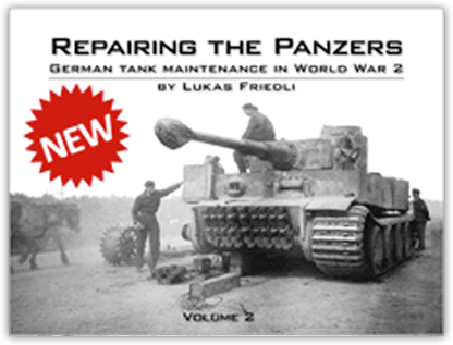 Repairing the Panzer's - Vol.2 Book3