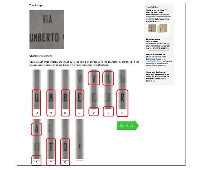Cómo diseñar carteles a partir de una imagen Font-2