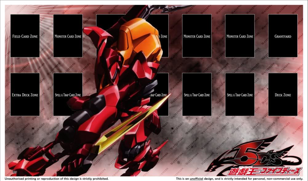 Random Playmats that you like! Guren