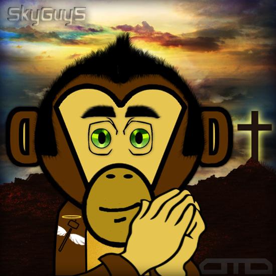Shared Monkey Designs Monkey3