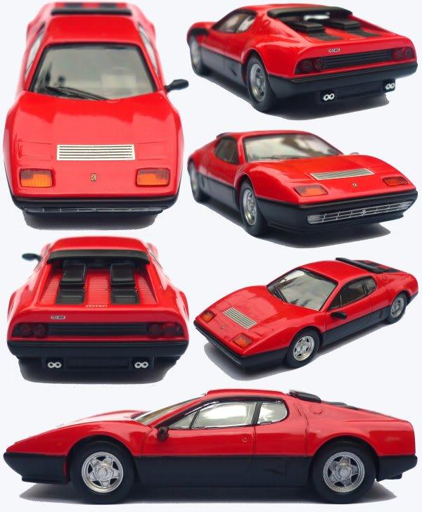 Los diecast 1/64 ASIATICOS de Shelby (act. constante) Ferrari512BB