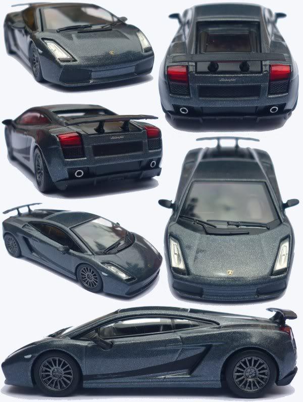 Los diecast 1/64 ASIATICOS de Shelby (act. constante) LamborghiniGallardoSuperleggera