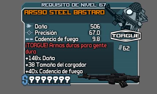 Armas legendaria y perladas. 07_AR590SteelBastard