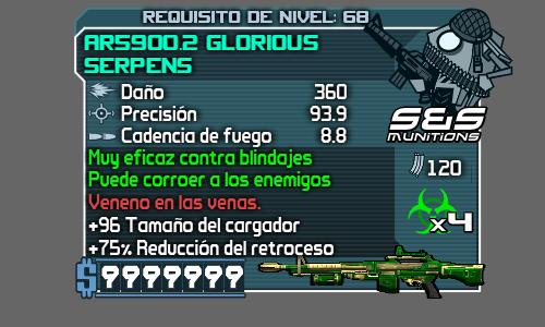 Armas legendaria y perladas. 09_AR59002GloriousSerpens