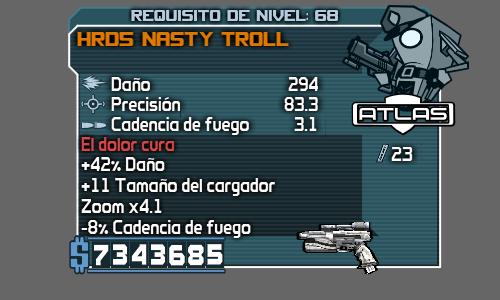 Armas legendaria y perladas. 01_HRD5NastyTroll